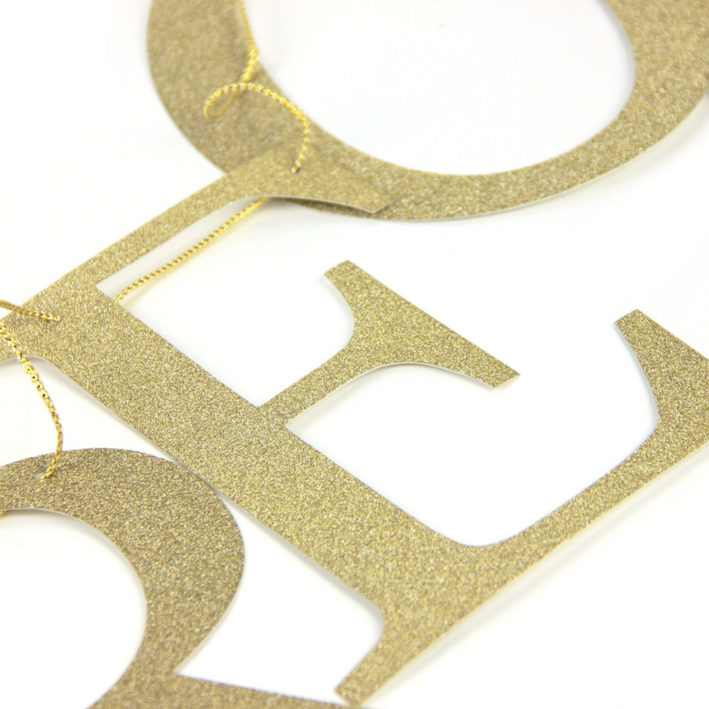 "Image 5 - ""Sarcastic"" Gold Glitter Holy Shit You're Old Banner for 30th 40th 50h 60th 70th 80th 90th Funny Birthday Banner Sign Bunting-in Party DIY Decorations from Home & Garden"