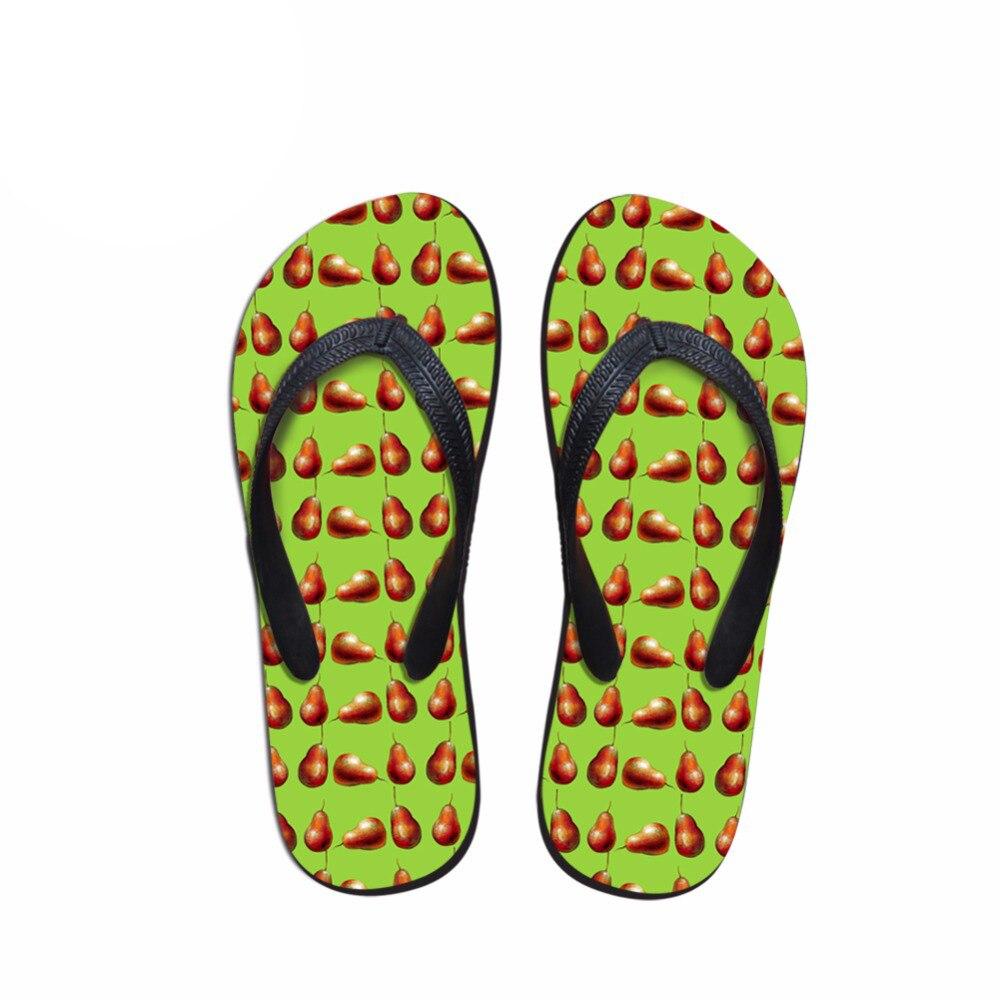 Jackherelook 2019 Summer Slippers Women Casual Soft Rubber Durable Flip Flops Beach Sandals Female Autism Awaerness Flip-flops Women's Shoes Shoes
