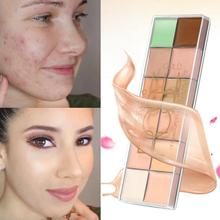 O.TWO.O makeup concealer palette Camouflage Cream Contour Palette maquillaje profesional foundation Face Corrector base Cosmetic