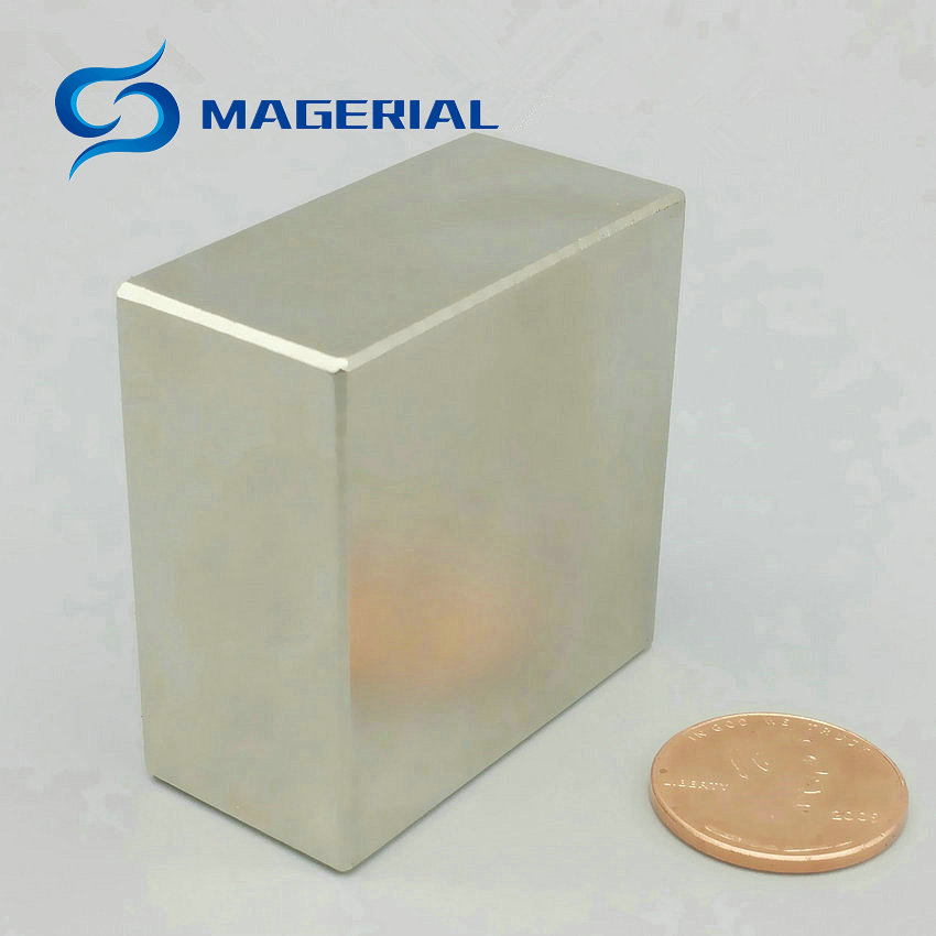 1 piece NdFeB Block about 40x40x20 mm and 50x50x25 mm Water Meter Filter Magnet Neodymium Permanent Magnets Rare Earth Magnets щебень фракция 20 40 мм 50 кг