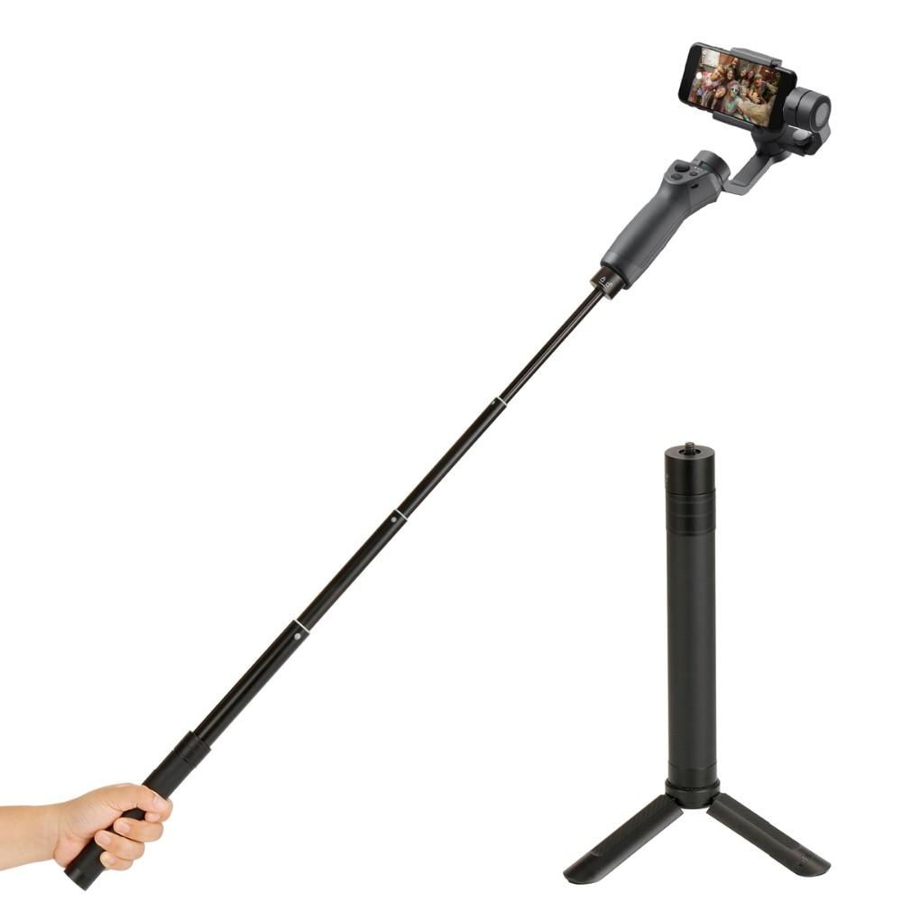 Smooth Handheld Extension Pole Rod Stick Tripod for Zhiyun Feiyu Dji Gimbal Monopod 3 Axis Stabilizer for Gopro Smartphone железная дорога yako y1699035 page 2