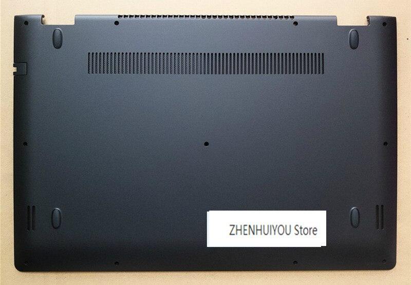цена new original for lenovo yoga 500-15isk YOGA 500-15 bottom cover D case black