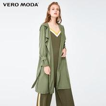 Women's Lapel Lace-up Vero