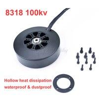 New 8318 100KV Brushless Motor Plant Protection Motor 3 12S Waterproof Dustproof For Multicopter FPV