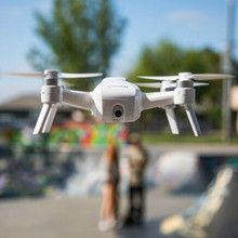 Yuneec Бриз 4 к Летающая камера Дрон с 4 к HD камера приложение управление RC Квадрокоптер Дрон Самые низкие цены