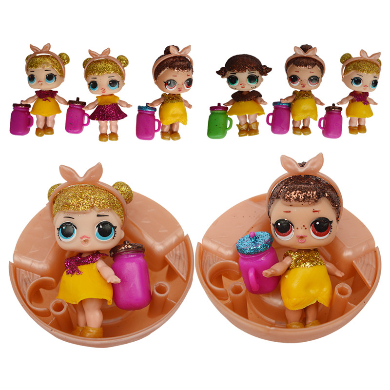 2018 Hot Girls Favorite Toys New Kawaii Doll Water Spray Egg Ball Action Figures Dolls Collection Toys for Children Girls Gifts inflatable water spoon outdoor game water ball summer water spray beach ball lawn playing ball children s toy ball