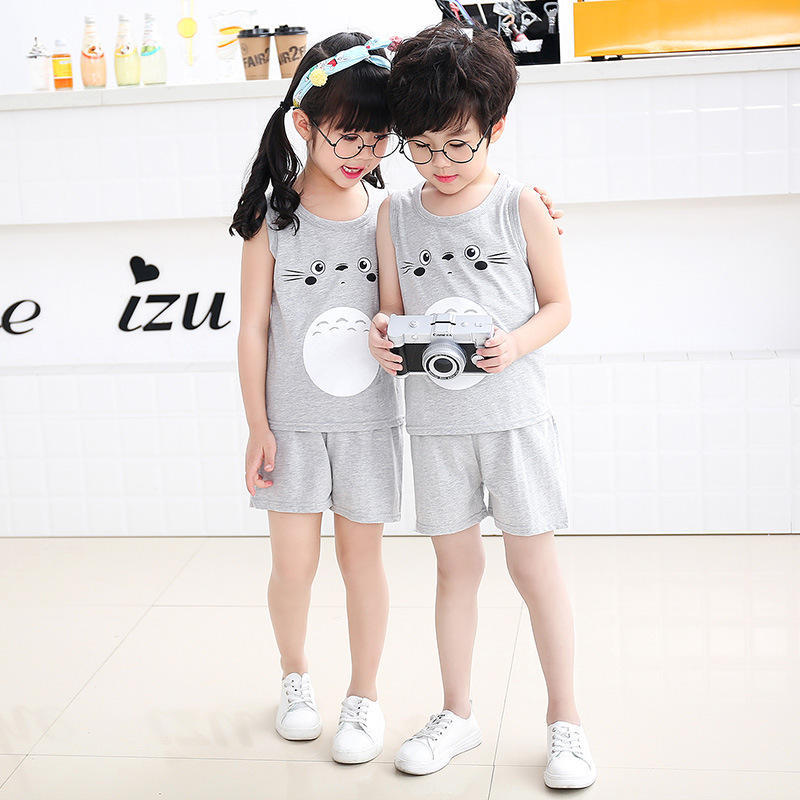 0-4Y Summer Baby Boy 2 Pcs Set Toddler Baby Boys Girls Casual Cotton Clothes T-Shirt Tops+ Pants Outfits Set Baby Girls Clothes 2018 casual toddler baby boy clothes set short sleeve t shirts tops camouflage pants 2pcs outfits roupas infantis menina 10 12