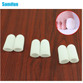 6Pcs Silicone Gel Toe Tube Foot Corns Remover Blisters Gel Bunion Toe Finger Protector Body Massager Insoles Health Care C223