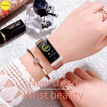 reloj inteligente men women relogio band 2019 heart rate monitor waterproof smart wristband for IOS android xiaomi samsung phone