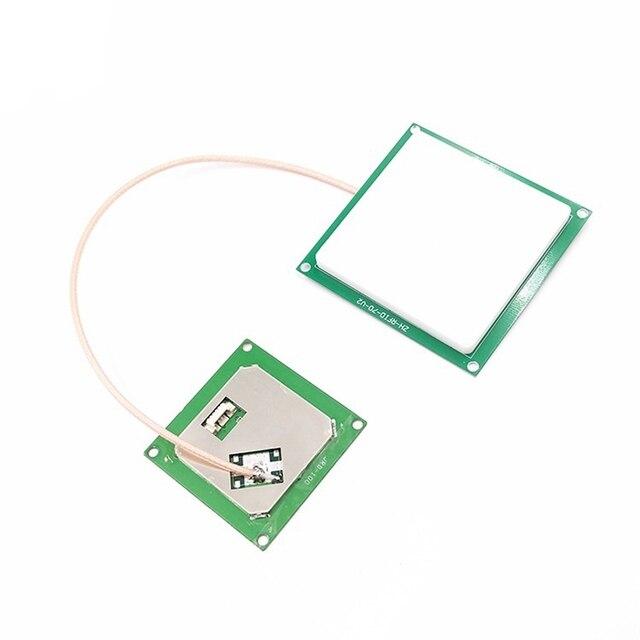 Считыватель УВЧ, диапазон 0 6 м, встроенный модуль, 865 868 МГц, 915 902 МГц
