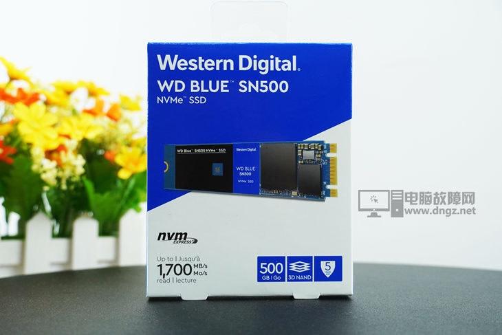 西数NVMe固态硬盘 蓝盘SN500测评1