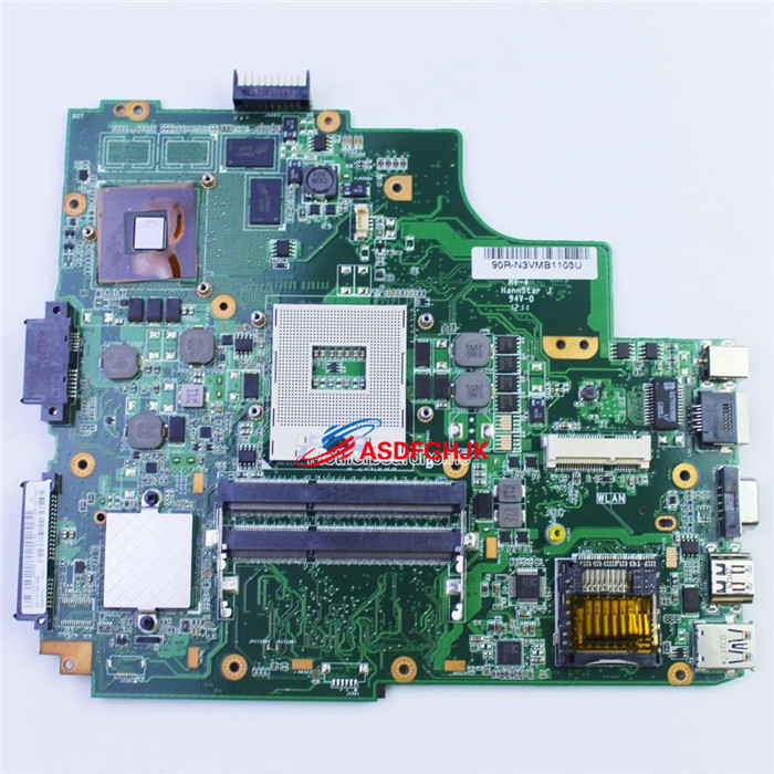 FOR ASUS A43SV X43S K43SV REV:4.1 4 Memory motherboard  fully tested FOR ASUS A43SV X43S K43SV REV:4.1 4 Memory motherboard  fully tested