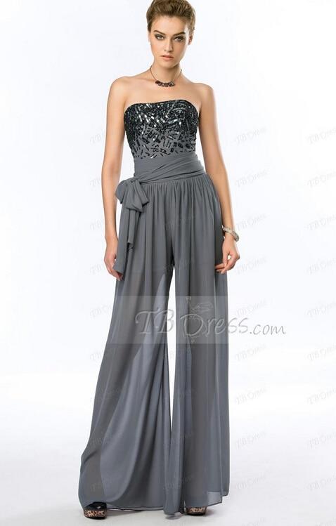 Летние костюмы vestido de noiva Prom pant Сексуальное Женское строгое вечернее платье Бисероплетение платья для матери невесты