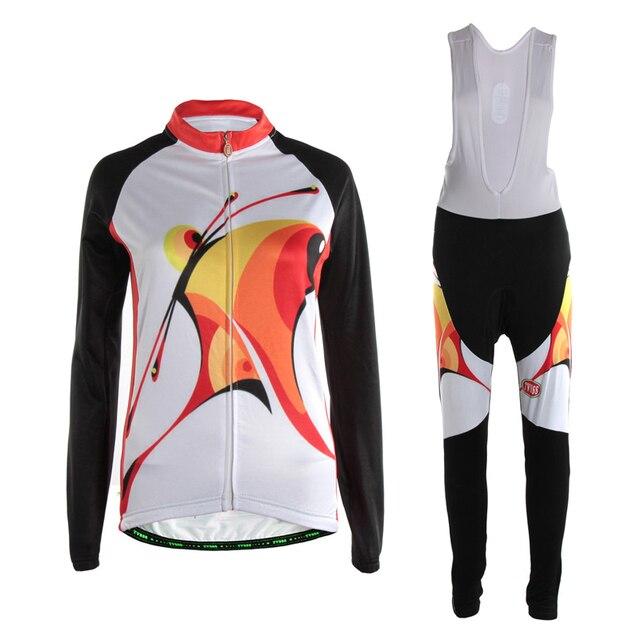 Cycling jersey long sleeve summer dress