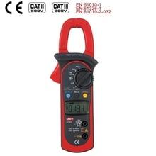 UNI T UT203 Digital Handheld Clamp Multimeter Tester Meter DMM CE AC DC Volt Amp