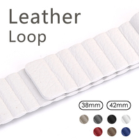 Leather Loop For Apple Watch Series 2 3 Band For Iwatch Comfortable Feel Soft Leather Strap