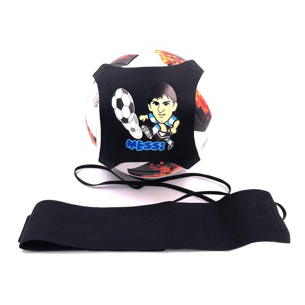 Nuevos regalos Messi 10 StarKick Solo fútbol entrenador ayuda ajustable fútbol entrenamiento cinturón encaja futbol bola tamaño 3 4 y 5 dropship
