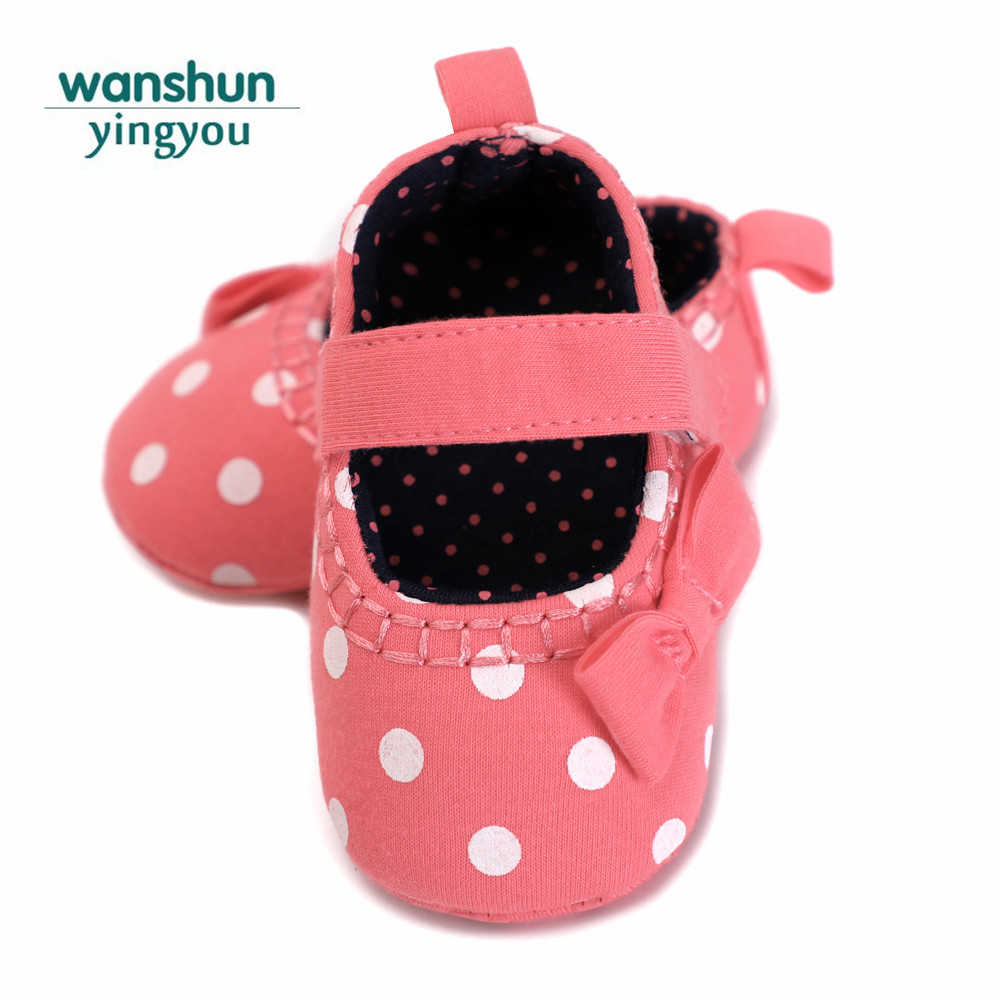 Baby girls shoes newborn infant brand crib shoes for baby girl bebe soft sole moccasins footwear fashon bowknot cute spring 2018