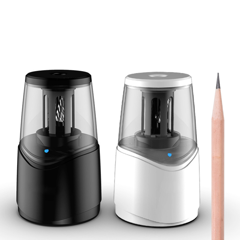 Kids Electric Pencil Sharpener USB Charging Multifunction Automatic Electronic Sharpener For StudentsKids Electric Pencil Sharpener USB Charging Multifunction Automatic Electronic Sharpener For Students