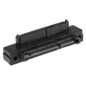 Image 3 - 22Pin SATA Male to 22Pin SAS Female Port Extension Converter Adapter SAS HDD SSD to SATA adaptor