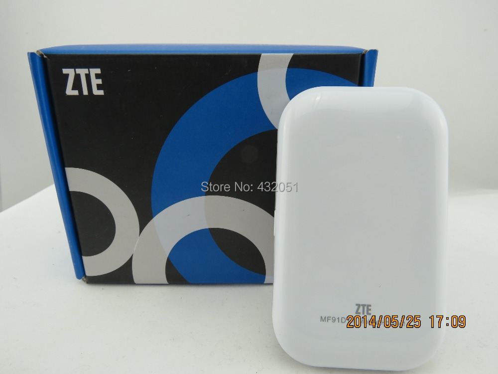 ახალი ZTE MF91D LTE ჯიბის ცხელ - ქსელის აპარატურა - ფოტო 6
