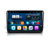 For capacitive 9 inch 2 DIN Quad core HD1024*600 VW Universal car dvd player GPS with mirror link/BT/Radio/USB/WIFI/DDR 3/16G