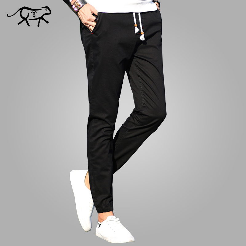 Aliexpress.com : Buy 2017 New Brand Pants Men Cotton ...