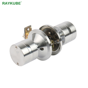 Image 4 - RAYKUBE Knob Electronic Door Lock With Bluetooth Digital Code Door Lock APP Password Keyless Opeing Enter Home