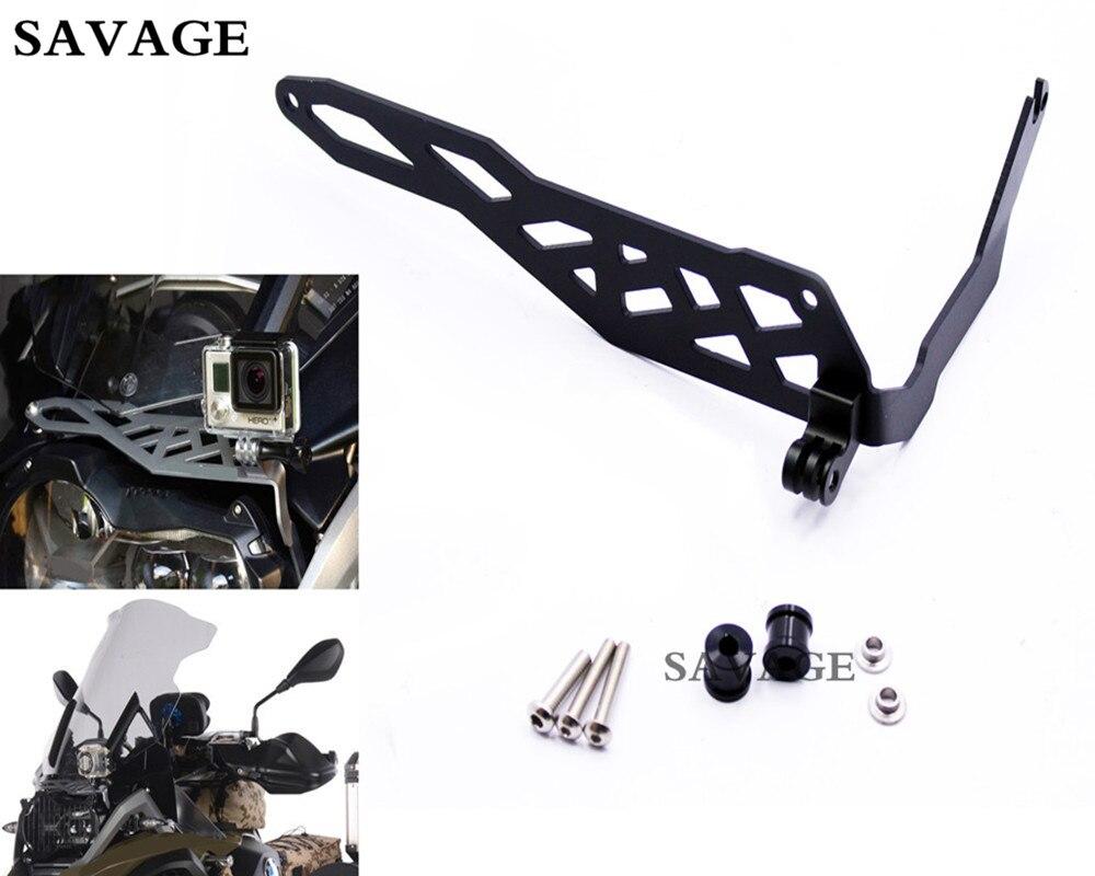 Moto caméra Rack support caméra support garde Concept pour BMW R 1200 GS LC 2013-2016 R 1200 GS LC ADV 2014-2016 noir