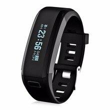 № 1 F1 Bluetooth 4.0 Спорт Смарт Браслет Фитнес-Трекер IP68 Водонепроницаемый Браслет Heart Rate Monitor В Режиме Ожидания 100 дней