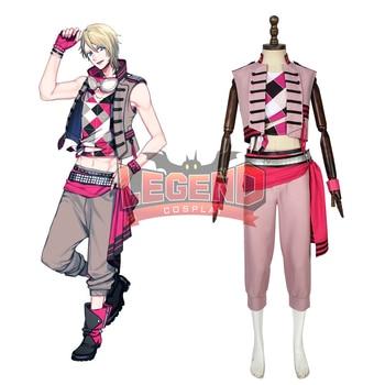 B-PROJECT Emotion BPO KiLLER KiNG Haruhi Teramitsu Cosplay Costume adult costume halloween costume custom made full set