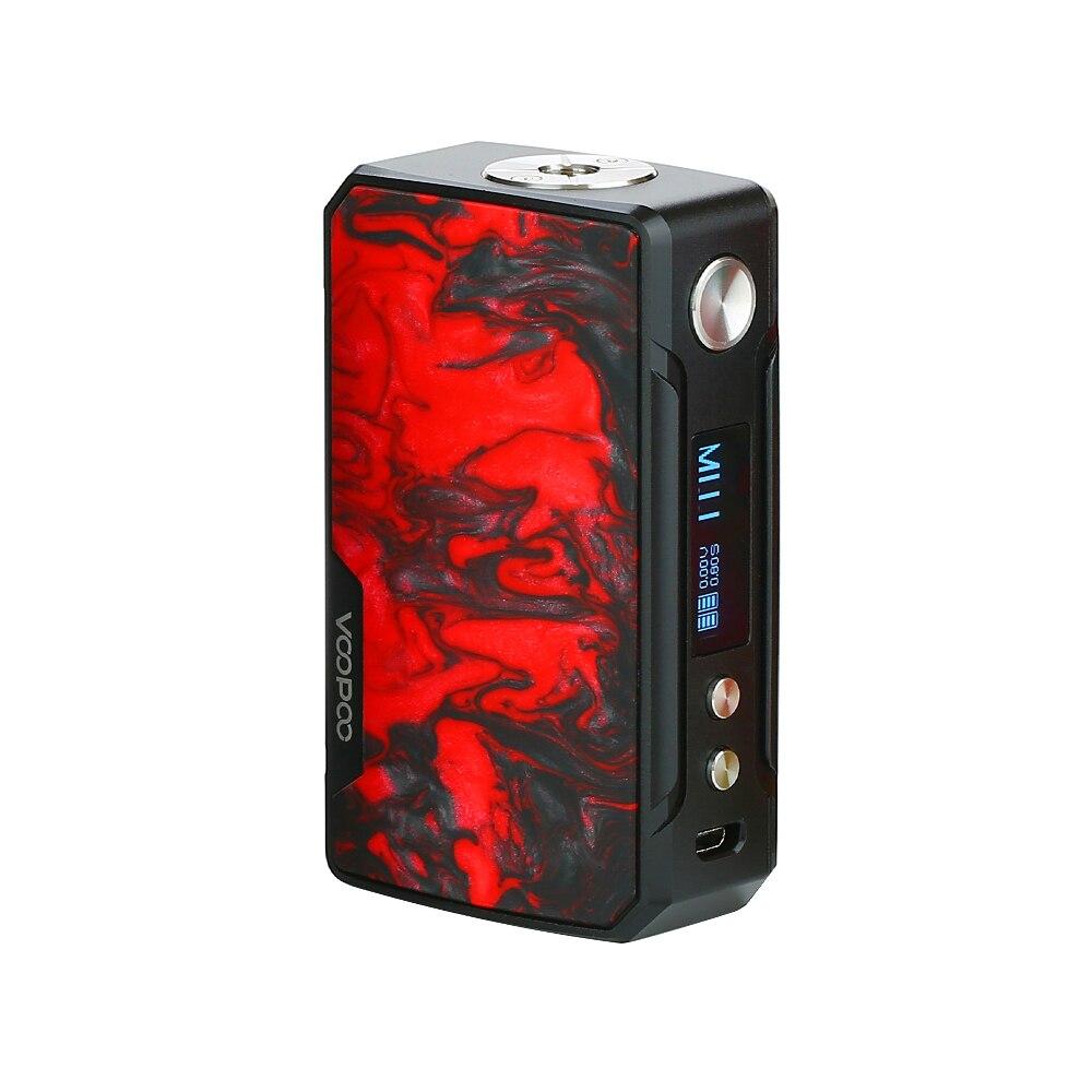En stock! 177 W VOOPOO GLISSER 2 Boîte Mod batterie 18650 batterie pour cigarette électronique vapoteuse Voopoo Mod Vs Luxe Mod/Shogun Univ - 6