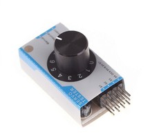 Newest Servo Consistency Master Tester Mini 3-channel Servo Tester for RC Helicopter Airplane Car