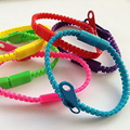 10pcs/set Zipper Bracelet Fidget Products Toy Kids Children Sensory Toys Stress Relief/ Better Focus/ Killing Time oyuncak