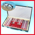 Trial lens set 266pcs Optical trial lens case Metal rim Quality universal trial frame included