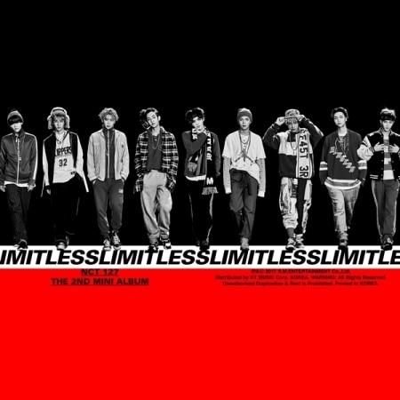 NCT 127 - LIMITLESS 2ND MINI ALBUM 2016.01.28 (A + B + C VERSION )