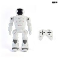 EBOYU 2108 Intelligent Programming Gesture Control Robot RC Robot Toy Gift for Children Kids Entertainment RC Robot Toy