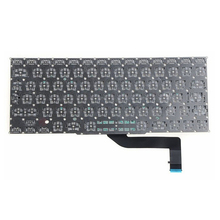 Brand New A1398 RU Russian Keyboard for Macbook Pro Retina 15′ Replacement keyboard 2013-2015