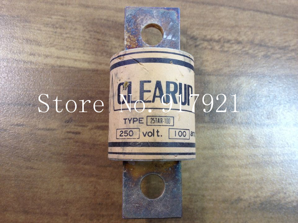 [ZOB] Japan KYOSAN CLEARUP 25T Jingshan AR-100 250V FUSE --2pcs/lot полуприцеп маз 938660 044 2011 г в б у