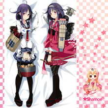 Anime   Japan  Pillow Case Hugging Body 150*50  Peach Skin Kantai Collection Ryuho Cute