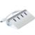 Alta Velocidade de 4 Portas USB 3.1 Tipo-C para USB 3.0 Hub alumínio portátil para macbook, usb tipo c hub otg para xiaomi htc huawei