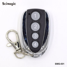 1pcs SOMMER TX03-434-4-XP replacement remote control 434,42MHz SOMMER TX03 434 4 XP garage command transmitter opener key fob(China)