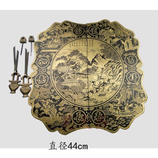 [Haotian vegetarian] copper door handle / furniture hardware accessories HTB 227 Ming and Qing antique furniture handle
