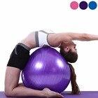 ①  Yoga Ball Толстый Взрывозащищенный Массажный Мяч Прыгающий Мяч Гимнастические Упражнения Фитнес Yoga ①