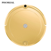PHOREAL FR-E robot vacuum cleaner 1200pa super suction   Dry and Wet Mopping    for home