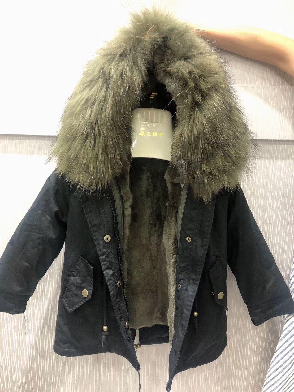 winter jackets real fur children (11)