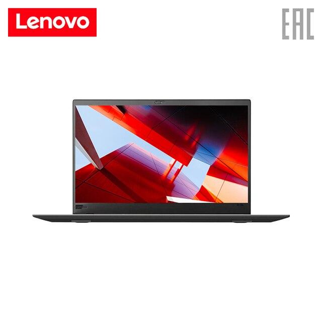 """Ноутбук Lenovo ThinkPad X1 Carbon 6 14""""/i7-8550U/16Гб/512Гб/noODD/Win10/Черный (20KH006JRT)"""