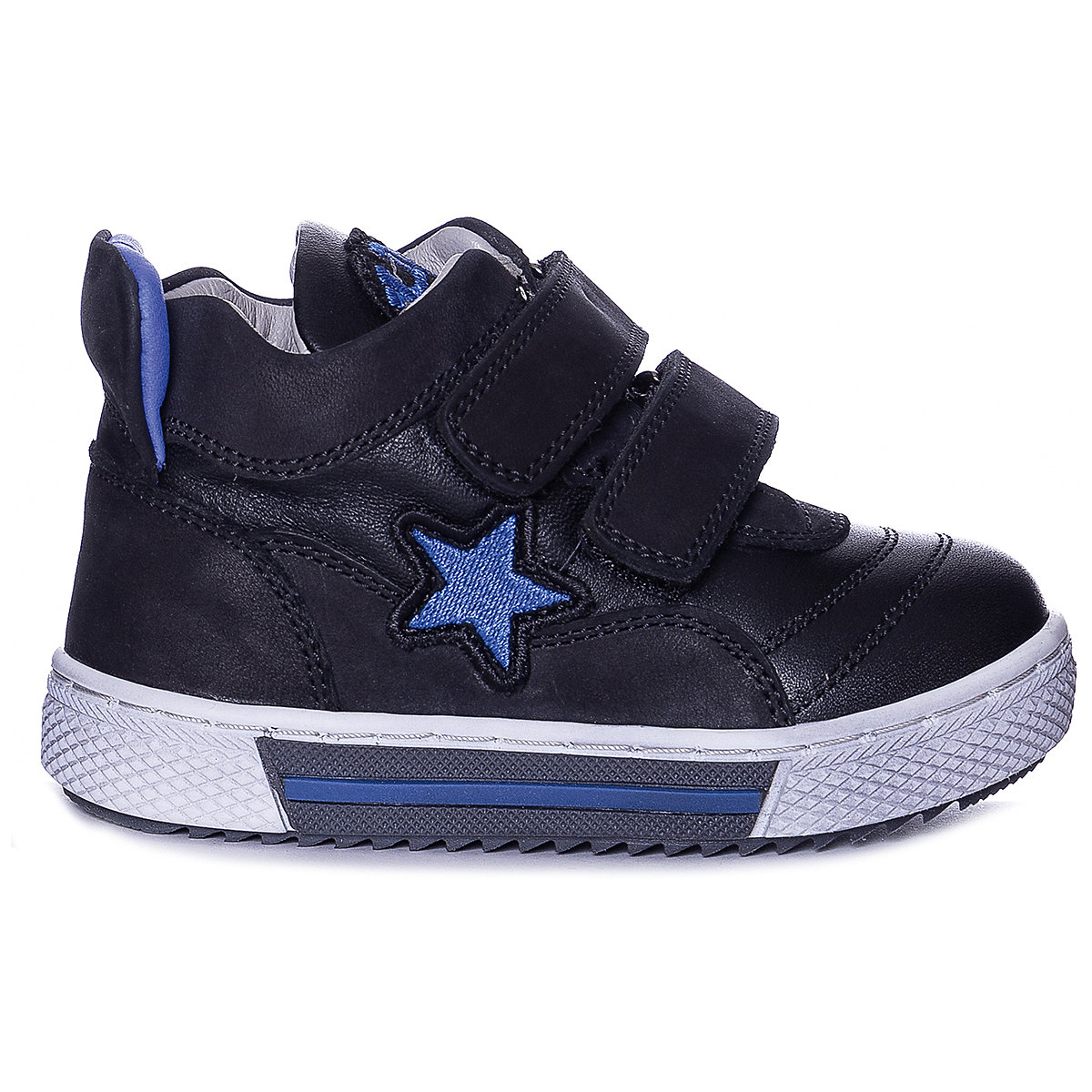 TIFLANI Children Casual Shoes 10924926 sneakers running shoes for children Black sport Boys Leather