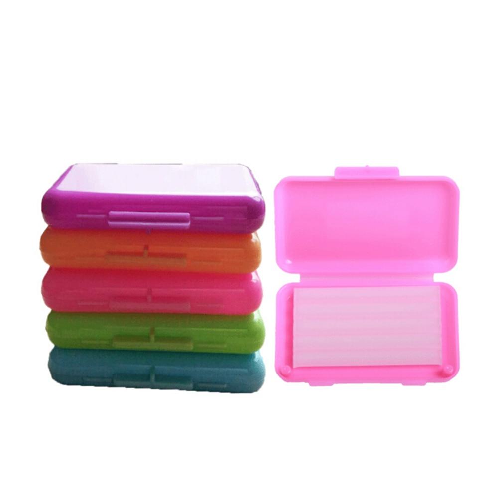 5 Packs Dental Orthodontics Ortho Wax Mint Mix Scent For Braces Bracket Gum IrritationTeeth Whitening Oral Hygiene Tool