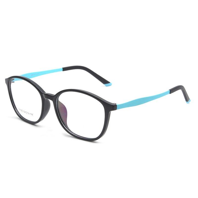 Sporting Hohe Qualität Runde Brille Rahmen Männer Frauen Vintage Tr90 Rezept Brillen Myopie Optische Rahmen Schraubenlose Brillen S1020 PüNktliches Timing Herren-brillen Brillenrahmen